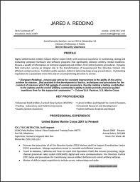 Resume Templates Objective For Graduate School Sample Law Enforcement Template