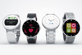 Alcatel announce Android iOS smartwatch at CES 2015