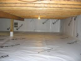 Floor Joist Jack Crawl Space by Viper Cs Is A Vapor Barrier Designed Specifically For Controlling