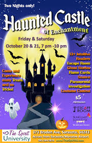Spirit Halloween Sarasota by Haunted Castle Of Enchantment Thespirituniversity Com U0027s Website