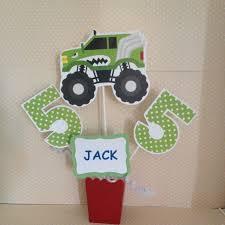 100 Monster Truck Decorations S Party Centerpiece Decoration Truck