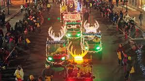 Barnesville Pumpkin Festival Parade by Holiday Lights Parade Shines On Downtown Tonight Inforum