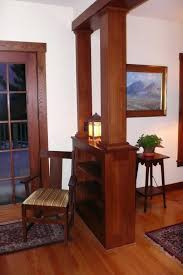 Dining Room Divider Living And Design Ideas Wooden Cabinet For Image Of