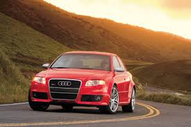 2007 Audi RS4 Review The Truth About Cars