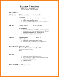 6 High School Student Resume Examples First Job Cool Cv Example Sevte