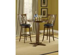 Dynamic Designs 3-Piece Bar Table And Stool Set