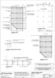 Images Deck Plans by Deck Building Plans Streamline Drafting And Design