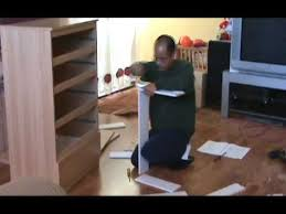 Ikea Kullen 5 Drawer Dresser by Ikea Drawer Assembly In 64 Seconds Youtube