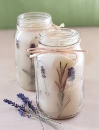 Adventures In Decorating Facebook by Diy Pressed Herb Candles