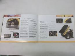 Cub Cadet Big Country 6x4 Model 640 Utility Vehicle Sales Brochure ...