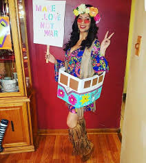 Best 25 Diy Hippie Costume Ideas On Pinterest