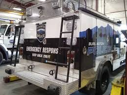 Burlington Police Department To Roll Out New Emergency Response ...