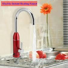 elektrisch wasserhahn sofort heizung durchlauferhitzer