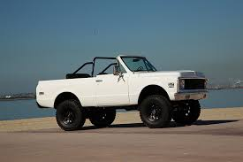 100 Blazer Truck 1972 Chevy Resurrecting The Sublime Part Two