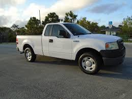 2007 Ford F 150 4 Door Pickup Truck 4.2l V6 Motor Low Miles