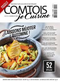 je cuisine magazine actualité besançon franche comté