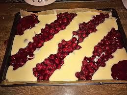 vanille kirsch schnitten