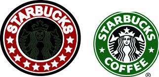 The Starbucks Project Was A Challenge For Me I Had To Use Pen And Anchor Tool Outline Real Logo Customize My Own