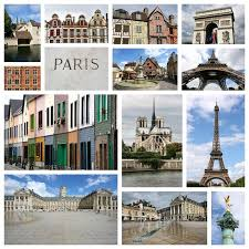 Download France Collage Stock Photo Image Of Landmark Cityscape