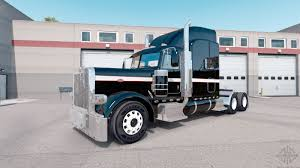 Skin Metallic Paintable For The Truck Peterbilt 389 For American ... Peterbilt 379 Wikipedia The Classic King Of The Highway 2005 Used 335 Snow And Ice Dump At Valley Freightliner 2019 Heavy Duty Truck Peterbilt 389 272064 Jx Trend Legends 579 Unveiling Midamerica Show Fleet Owner Fepeterbilt Truck 2jpg Wikimedia Commons Tandem Axle Sleeper Market Fitzgerald Glider Kits Custom Trucks Pinterest Peterbilt Paccar Financial Offer Complimentary Extended Warranty On