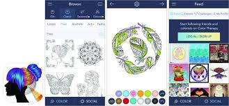The 7 Best Adult Coloring Book Apps