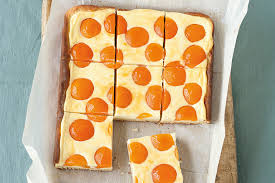 aprikosen quark kuchen