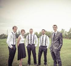 Bridal Parties 33 Stylish Groomswoman Outfit Ideas