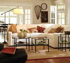 modern reading l for living room design a white fabric