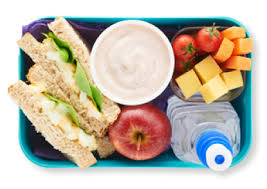 HEALTHY LUNCHBOXES FOR SCHOOL