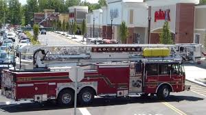 100 Rochester Truck Nh NH 1 Leaving The Fire Alarm Activation Call Petco