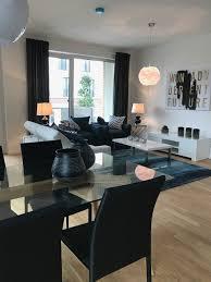 wohnzimmer mit essbereich modern wohnbereich berlin
