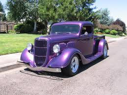 35 Ford Pickup Truck . PURPLE Ford Pickup] ... | Classic Trucks ... 1935 Ford Pickup For Sale Hot Rat Rod Youtube 35 Truck Factory Five Racing Just A Fun Classictrucksnet Pickup 2009 20 Falken All Terrain Wheels Restored Flathead Powered Beauty All Steel Aka The Bat Our Pinterest Trucks And 135 Ww2 V3000 German Album On Imgur Purple Classic Trucks
