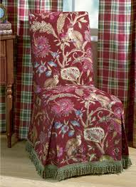 Armless Chair Slipcover Sewing Pattern by M4404 Mccall U0027s Patterns