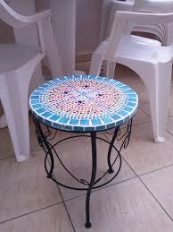 table ronde mosaique fer forge marvelous table ronde mosaique fer forge 14 table ronde