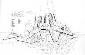 100 Enrique Miralles Architect Drawings By Enric Barcelona Ure Walks And Tours