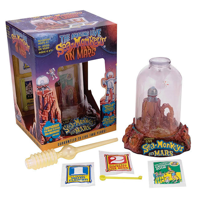 Schylling Sea Monkeys Magic Castle Aquarium
