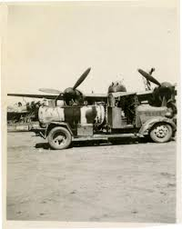 A Japanese Isuzu TX-40 Fuel Truck At An Unknown Airfield | The ...