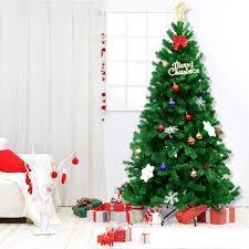 Amazoncom Goplus Christmas Tree Artificial Premium Hinged Spruce