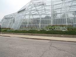 The Cleveland Botanical Garden