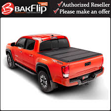 100 Truck Track System Bakflip MX4 448427 For 20162018 Toyota Tacoma 6 Standard Bed With