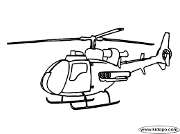 Cool Helicopter Coloring Pages Free Downloads For Your KIDS