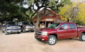 100 Truck Vs Car Dodge Ram Vs Ford F150 And Chevy Silverado 8211 Comparison Test