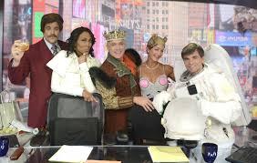 Matt Lauer Halloween Snl by Halloween On Morning Tv Miley Cyrus U0027duck Dynasty U0027 Among Popular