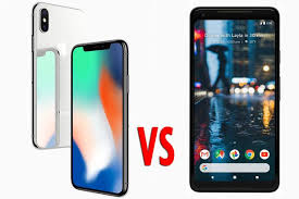 Google Pixel 2 XL vs iPhone X Which big bud smartphone is