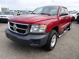 Pre-Owned 2008 Dodge Dakota SXT Crew Cab Pickup In Cincinnati ...