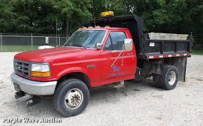 100 Ford F450 Dump Truck 1996 Super Duty Dump Truck Item DF3274 SOLD A