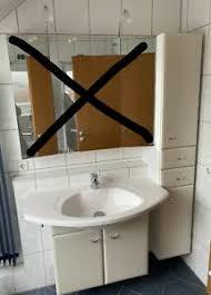 hänge unterschrank badezimmer ausstattung und möbel ebay