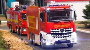 100 Rc Model Trucks RC MODEL FIRE RESCUE TRUCK COLLECTION IN SCALE RC SCANIA RC MAN