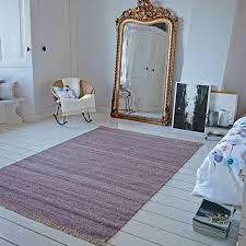 tapis aubergine pas cher esprit tapis chanvre blurred aubergine 130 x 190 cm