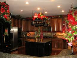 Above Kitchen Cabinet Christmas Decor by Decorating Above Kitchen Cabinets For Christmas Nrtradiant Com
